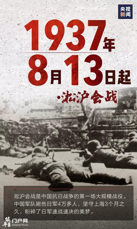 75年前的这一天,被中国人永远铭记!大家请将这些日子牢记下去…